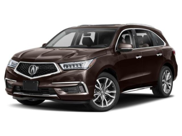 2019 Acura MDX SH-AWD with Advance/Entertainment Package