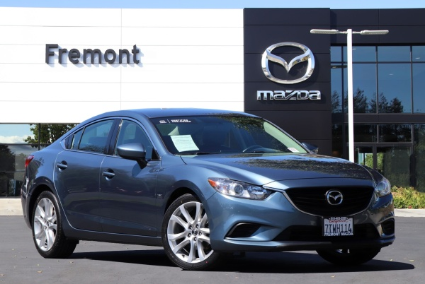 2016 Mazda Mazda6 in Newark, CA