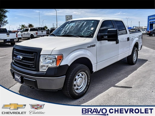 2014 Ford F 150 4WD SuperCrew 6 1/2 Ft ..