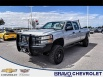 2011 Chevrolet Silverado 2500HD WT Crew Cab Standard Box 4WD for Sale in Las Cruces, NM