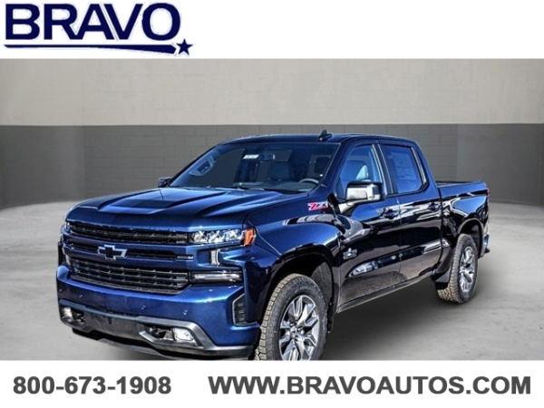 2020 Chevrolet Silverado 1500 in Las Cruces, NM