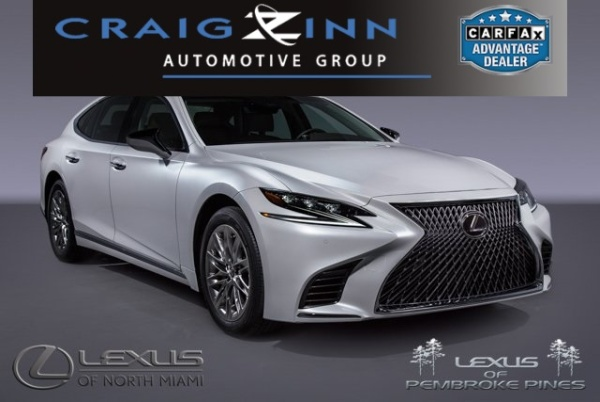 2020 Lexus LS in North Miami, FL