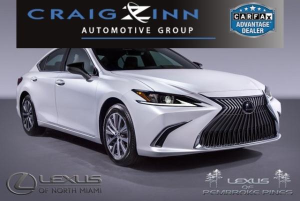 2020 Lexus ES in North Miami, FL