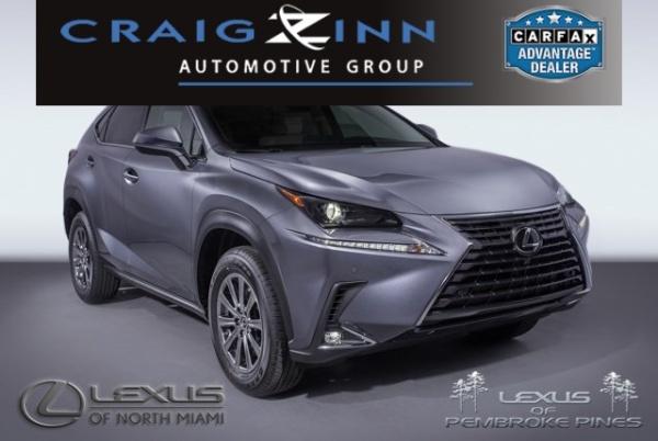 2020 Lexus NX in North Miami, FL