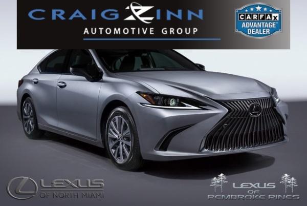 2019 Lexus ES in North Miami, FL