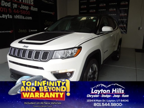 2018 Jeep Compass in Layton, UT