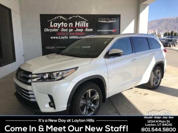 2019 Toyota Highlander in Layton, UT