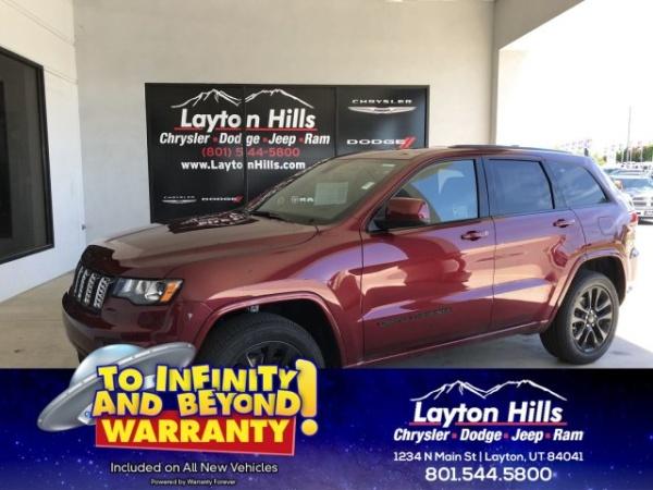 2019 Jeep Grand Cherokee in Layton, UT