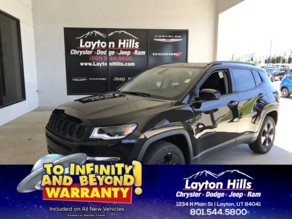 2019 Jeep Compass in Layton, UT