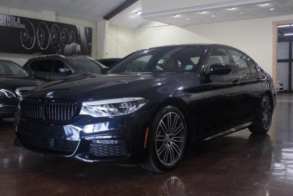 2019 BMW 5 Series in Metairie, LA