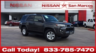 Used 2017 Toyota 4Runner Limited RWD For Sale In San Marcos, TX