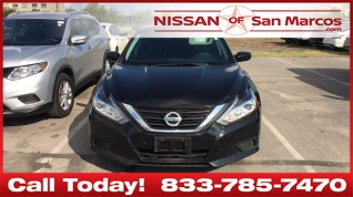 Used 2016 Nissan Altima 2.5 S For Sale In San Marcos, TX