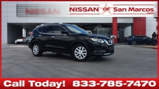 Used 2017 Nissan Rogue S FWD For Sale In San Marcos, TX