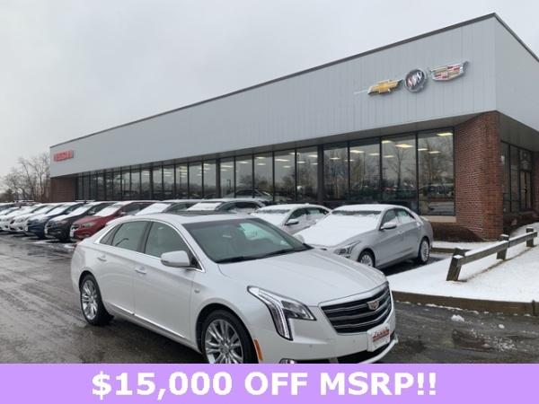 2019 Cadillac XTS in Bennington, VT