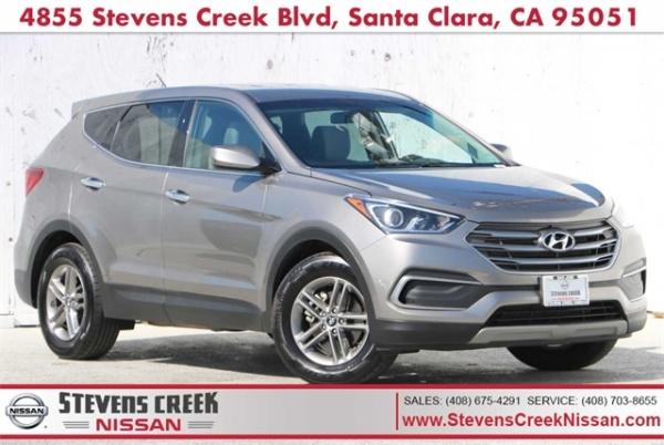 2018 Hyundai Santa Fe Sport Base 2 4l Awd For Sale In Santa Clara