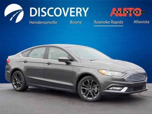 2018 Ford Fusion in Roanoke Rapids, NC