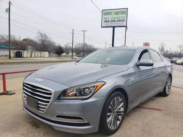 2015 Hyundai Genesis in Garland, TX