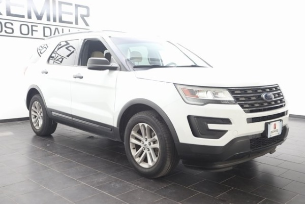 2016 Ford Explorer in Addison, TX