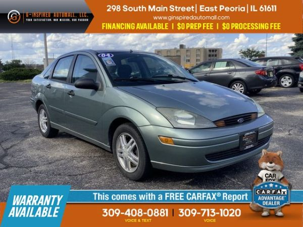 2004 Ford Focus in East Peoria, IL