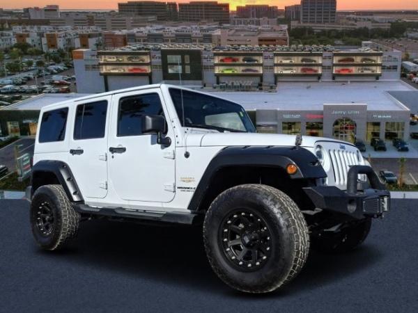 2014 Jeep Wrangler in Tampa, FL