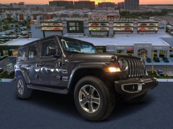 2019 Jeep Wrangler in Tampa, FL