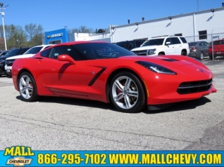 2016 Chevrolet Corvette Stingray With 1lt Coupe For In Cherry Hill Nj
