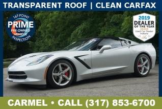 Stingray Corvette For Sale >> Used Chevrolet Corvette Stingrays For Sale Truecar