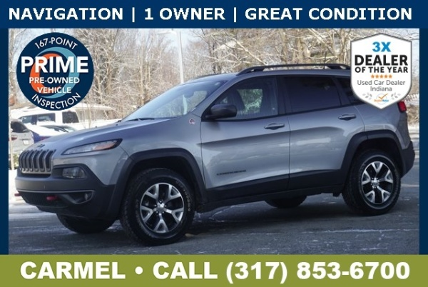 2017 Jeep Cherokee in Indianapolis, IN