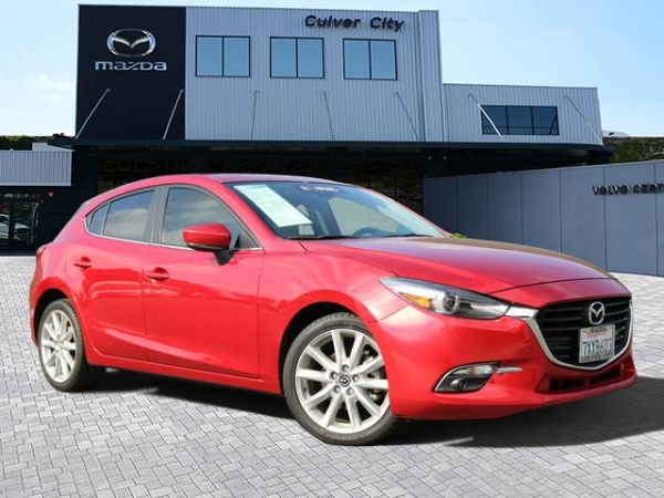 Culver City Mazda >> 2017 Mazda Mazda3 Grand Touring 5 Door Automatic For Sale In