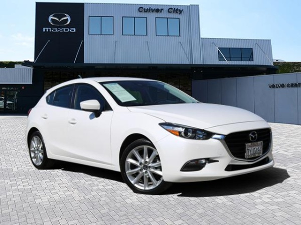 2017 Mazda Mazda3 in Culver City, CA