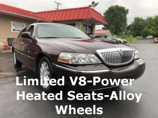 Used Lincoln Town Car For Sale In Lebanon Pa 4 Used Town Car