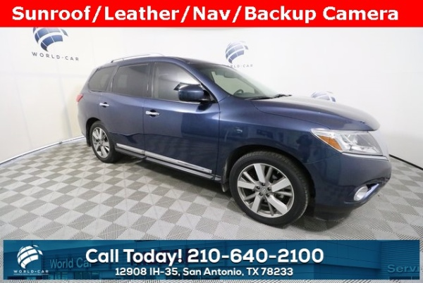 2014 Nissan Pathfinder in San Antonio, TX