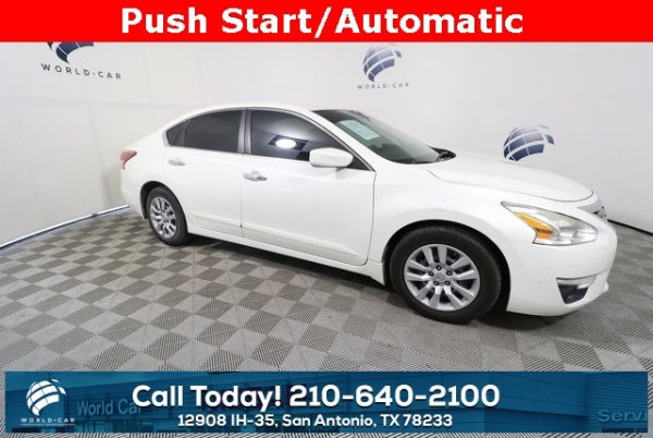 2013 Nissan Altima in San Antonio, TX