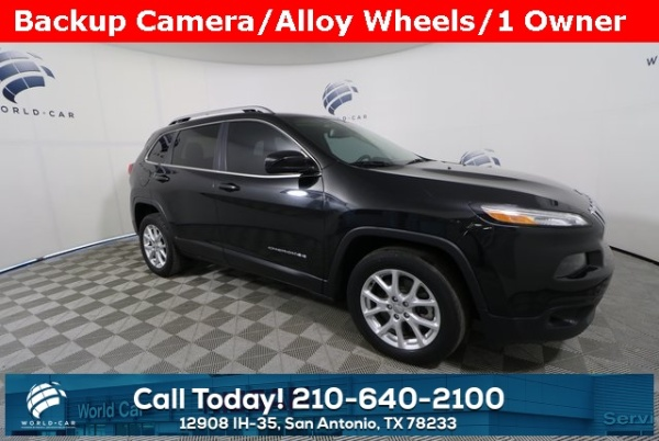 2016 Jeep Cherokee in San Antonio, TX