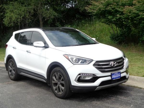 2017 Hyundai Santa Fe Sport in Bellevue, NE