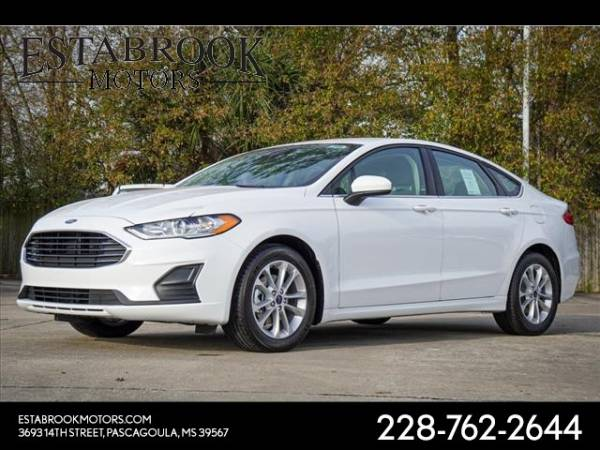 2020 Ford Fusion in Pascagoula, MS