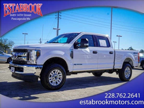 2019 Ford Super Duty F-250 in Pascagoula, MS