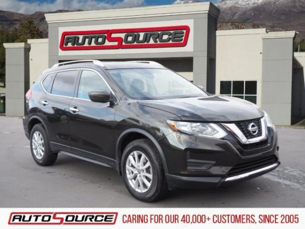 2017 Nissan Rogue in Lindon, UT