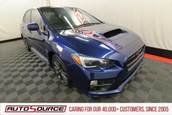 2017 Subaru WRX in Lindon, UT