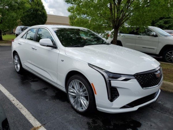 2020 Cadillac CT4 in Louisville, KY