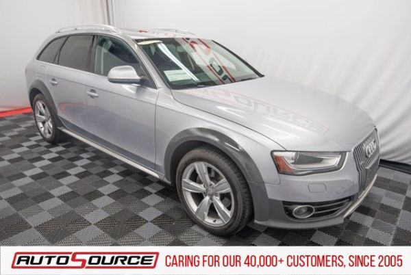 2016 Audi allroad in Woods Cross, UT