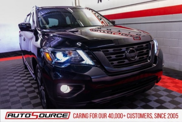 2018 Nissan Pathfinder in Woods Cross, UT