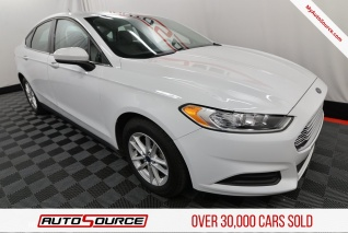 2016 Ford Fusion S Fwd For In Woods Cross Ut
