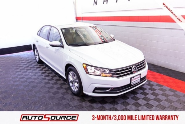 2018 Volkswagen Passat in Woods Cross, UT