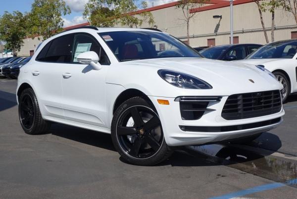 2020 Porsche Macan in San Diego, CA