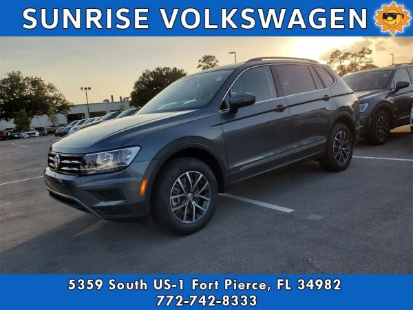 2020 Volkswagen Tiguan in Fort Pierce, FL