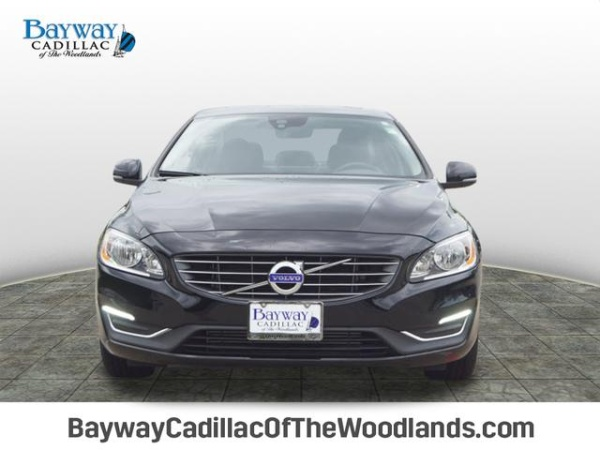 Volvo Of The Woodlands >> 2016 Volvo S60 T5 Premier Awd For Sale In The Woodlands Tx