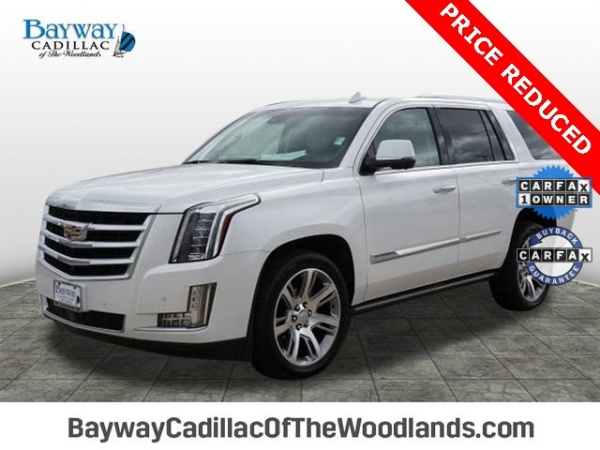 2016 Cadillac Escalade in The Woodlands, TX