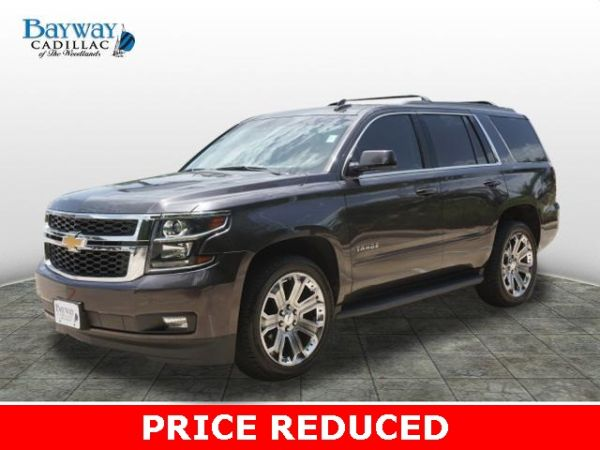 2016 Chevrolet Tahoe in The Woodlands, TX