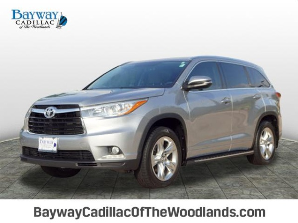 2016 Toyota Highlander in The Woodlands, TX